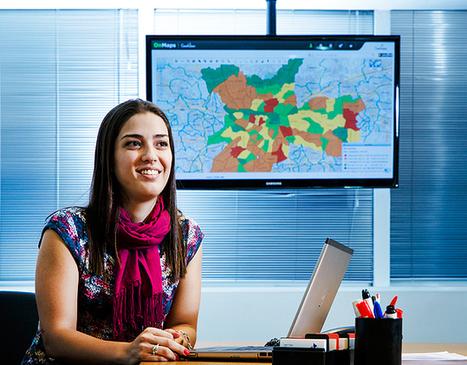 Por saber ler mapas e analisar dados, geógrafos vão trabalhar com varejo | geoinformação | Scoop.it