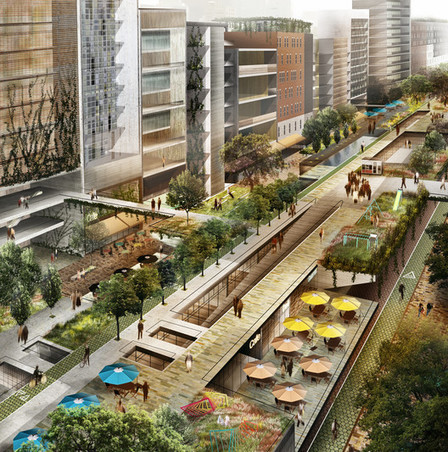 Winning Project for an ELEVATED Park in Chapultepec, Mexico | URBANmedias | Scoop.it