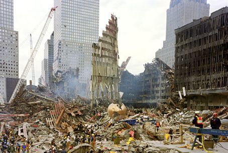 9/11 'Miracle Survivor' Reveals His 22-Story Fall | Troy West's Radio Show Prep | Scoop.it