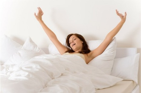 Sleep Your Way to Happiness | The Study of HAPPINESS | Scoop.it