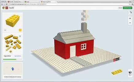 Costruisci il mondo con LEGO e Google Chrome | A Geography Scrapbook | Scoop.it