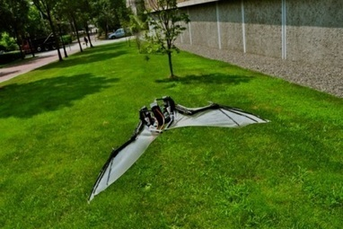 Batbot: Building a functionally correct bat wing robot - Hack a Day | The Robot Times | Scoop.it