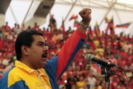 Perspectivas abiertas sobre la Revolución Bolivariana en su encrucijada histórica.   Geografía Social y Económica   Scoop.it