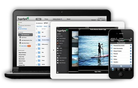 File Sync & Online Backup - Access and File Sharing from Any Device - SugarSync | IKT och iPad i undervisningen | Scoop.it