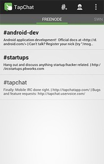 TapChat | Android Apps | Scoop.it