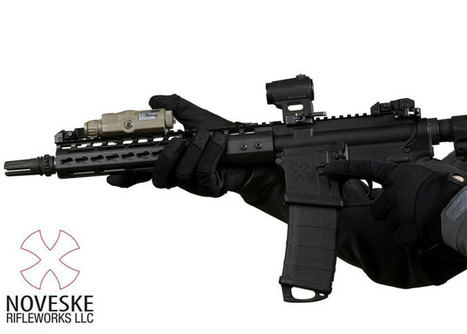 REAL STEEL : The Noveske NSR-11 Is Just Sleek And Sweet | Popular Airsoft | Thumpy's 3D House of Airsoft™ @ Scoop.it | Scoop.it