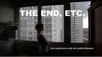 «The End, etc.», une expérience de cinéma interactive inédite | Cabinet de curiosités numériques | Scoop.it