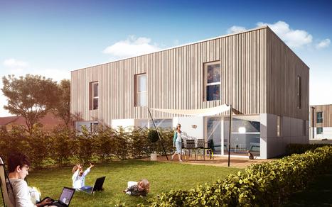 Les projets se multiplient pour Smart Module Concept (SMC), l'entreprise spécialisée dans la construction modulaire en bois | Construction et gestion d'installations temporaires | Scoop.it