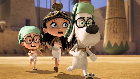 DreamWorks Animation Takes $57 Million Writedown on 'Mr. Peabody' | DreamWorks Animation | Scoop.it