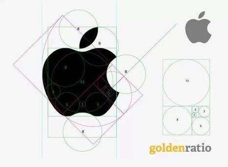 Was Apple's Logo Really Designed Using The Golden Ratio? - Cult of Mac   Golden Section   Scoop.it