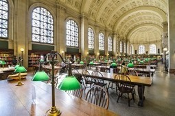 Don't Suffer From Library Anxiety: How to Best Research in Libraries | Libraries In the Middle | Scoop.it