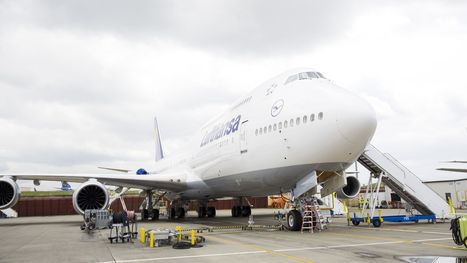Boeing's 1500th 747: 'Not your mother's jumbo jet' - USA TODAY   Boeing   Scoop.it