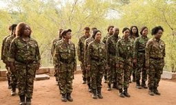 The all-female patrol stopping South Africa's rhino poachers | What's Happening to Africa's Rhino? | Scoop.it
