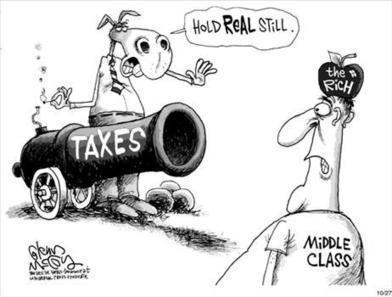 6 medidas para hacer frente a la subida de impuestos   Cosas que interesan...a cualquier edad.   Scoop.it