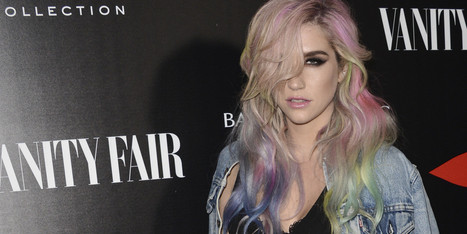 Ke$ha Thanks Fans For Support From Rehab, Asks For Their Teeth As Well - Huffington Post | Fandoms | Scoop.it