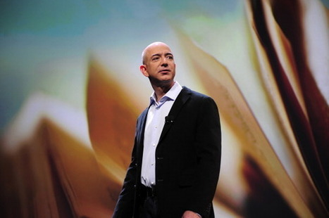 The True Story of How Amazon Went from Bedlam to Behemoth | Social Media Connect | Scoop.it