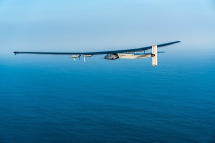Solar Impulse flight over the Atlantic Ocean - Questions and Answers | Aviation & Airliners | Scoop.it