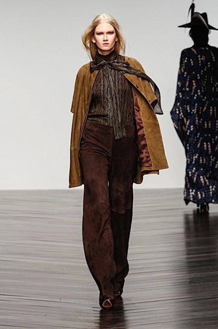 [review] London Fashion Week F/W 2013 | Quick Roundup | ApparelMagazine | Scoop.it