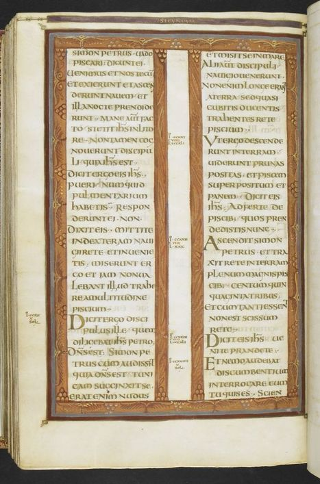 Medieval and Earlier Manuscripts | Blogs about medieval manuscripts and early print | Scoop.it