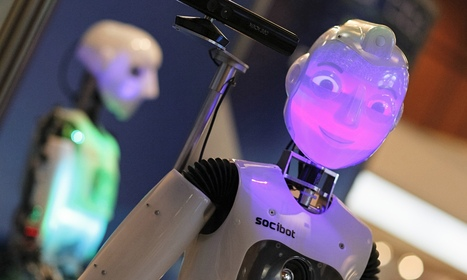 Artificial intelligence will not turn into a Frankenstein's monster | Culture, Bodies & Technology | Scoop.it