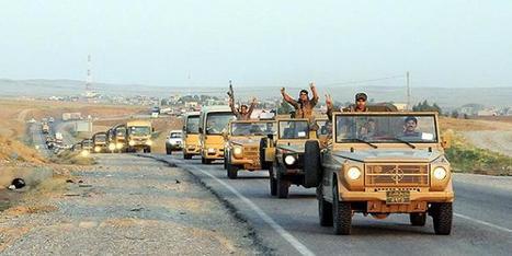 Les Peshmergas et peut-être l'ASL à Kobanê: la Turquie bouge-t-elle enfin ? | Géopolitique de la Turquie | Scoop.it
