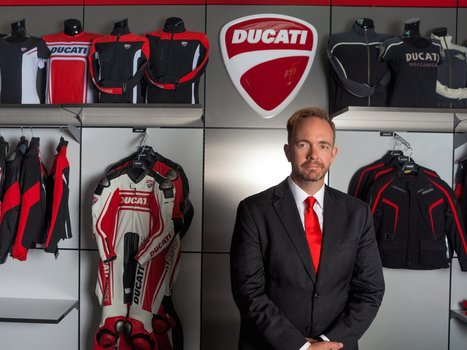 Ducati is making a major change that could transform its business | Ductalk Ducati News | Scoop.it