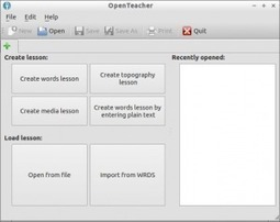 OpenTeacher: Improve Your Foreign Language Vocabulary Skills | Foreign Language Reading & Vocabulary Strategies | Scoop.it