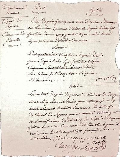 La Révolution Française et ses étrangers | Histoire Généalogie - La vie et la mémoire de nos ancêtres | L'écho d'antan | Scoop.it