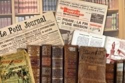 Les richesses insoupçonnées de la bibliothèque des Archives d'Indre-et-Loire | RoBot généalogie | Scoop.it