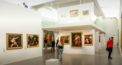"Chambéry : ""Facebook du Musée des Beaux-Arts ; Oh, it's simply so... fresh !.. 