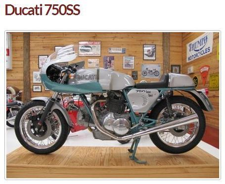 MidAmerica Rocks Vegas Motorcycle Auction | Motorcycle Classics | Ductalk | Scoop.it