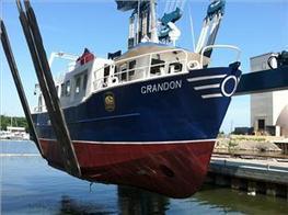 Great Lakes Shipyard Completes Repair   Fish Habitat   Scoop.it
