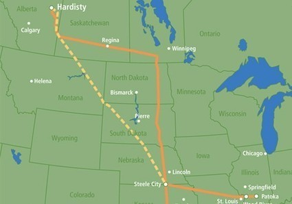 BREAKING: State Department Releases Environmental Assessment on the Proposed Keystone XL Pipeline | EcoWatch | Scoop.it