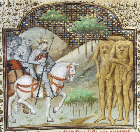 The Art of Chivalry: The Texts of the Talbot Shrewsbury Book - Medieval and Earlier Manuscripts | Archaeology News | Scoop.it