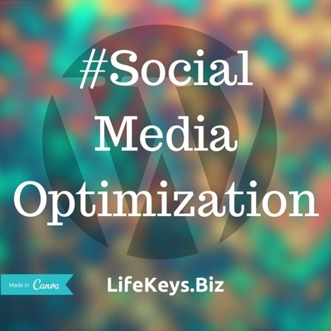 The Essential List for #SMO Social Media Optimization | Social Media Tips | Scoop.it