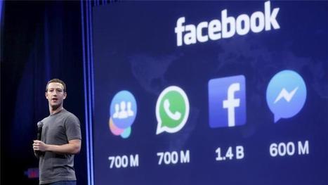 One billion people used Facebook on Monday | Trending Intelligence | Scoop.it