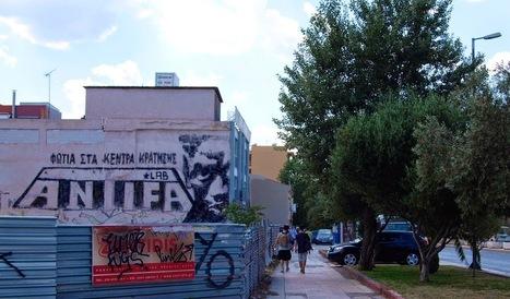 Video: Ιερά Οδός : γκραφ ενάντια στα στρατόπεδα συγκέντρωσης μεταναστών   antifa   Scoop.it