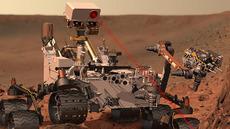 """La NASA teme que el robot Curiosity 'contagie' Marte con bacterias   """"baloncesto""""   Scoop.it"""