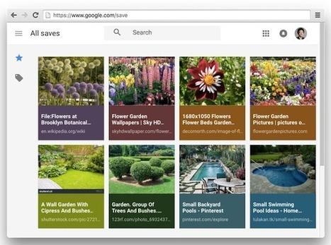Google Images lance la sauvegarde universelle sur mobile et desktop - Arobasenet.com | TIC et TICE mais... en français | Scoop.it