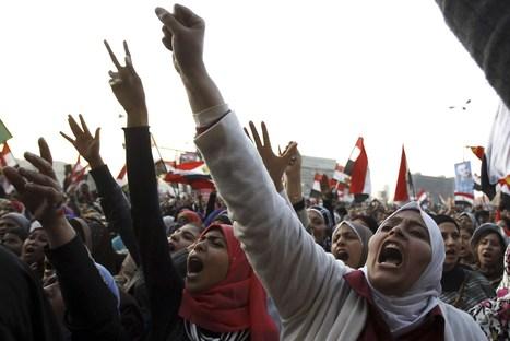 1 - Liberté, menaces et autocensure: les défis de la presse en Egypte | Égypt-actus | Scoop.it