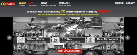 real estate crowdfundin | Real Estate Investments Singapore | Scoop.it