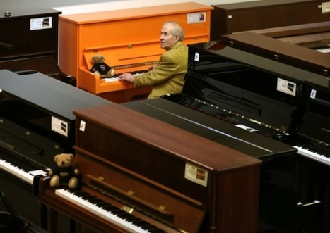 Edinburgh Piano Company closure sparks £500k auction | Today's Edinburgh News | Scoop.it