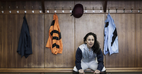 Jockey – Samuel Beckett Theatre – Review | The Irish Literary Times | Scoop.it