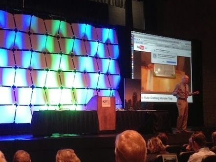 ISTE Recap - Day 4 - The Curse Of Knowledge | Design in Education | Scoop.it