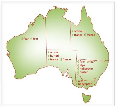regional accents | Australian Voices | English Phonology | Scoop.it