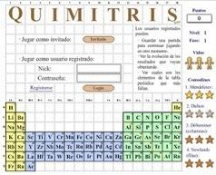 Docente 2punto0: Juguemos con la tabla periódica | Aplicaciones para física y Química | Scoop.it