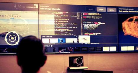 L'interface de Minority Report arrive dans les espaces de travail | qrcodes et R.A. | Scoop.it