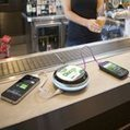 New device allows patrons to charge phones on the go   Hospotality   Scoop.it