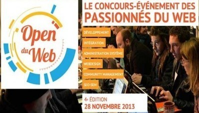 MCE — Ma chaîne étudiante » Open du Web : le programme de la 4ème édition enfin dévoilé | #RH #Web #Geek | Scoop.it