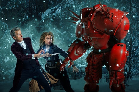 Doctor Who Christmas special reveals title, synopsis, first picture - and a welcome return | Classic & New TV Shows & Films | Scoop.it